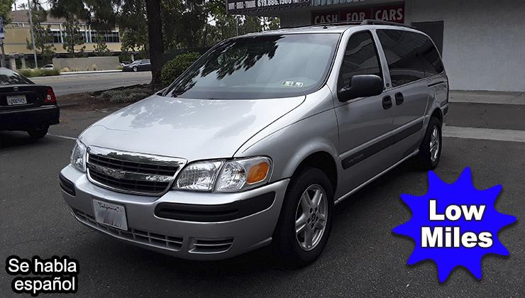Chevrolet Venture 2002