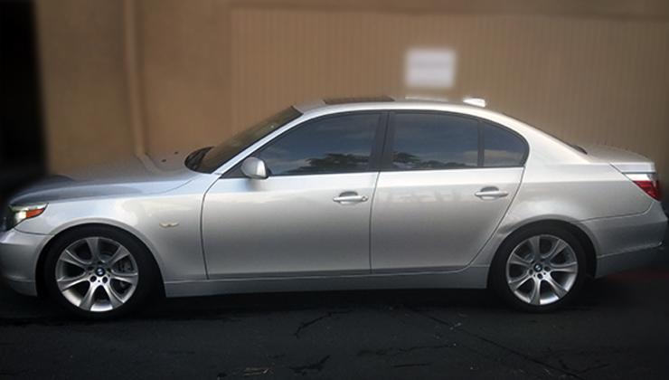 BMW 5 SERIES 550I SEDAN 4D 2007