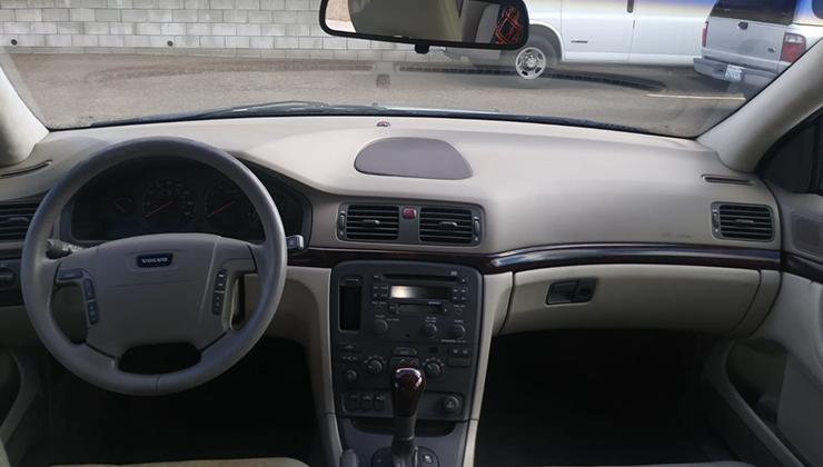 Volvo S80 2000