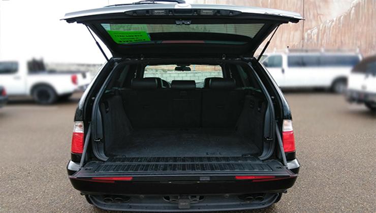 BMW X5 4.4I SPORT UTILITY 4D 2001