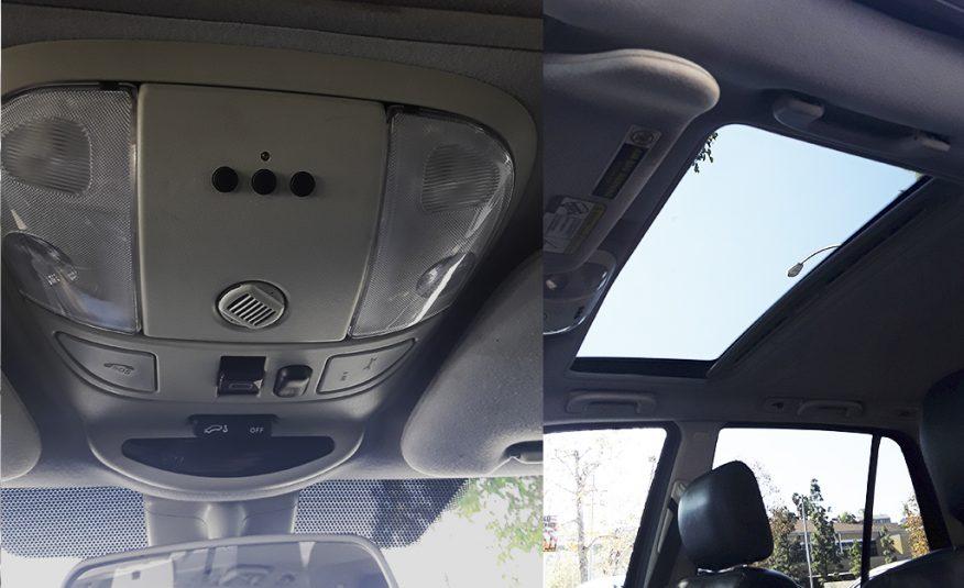 Merecedes Benz M-Class ML350 2004