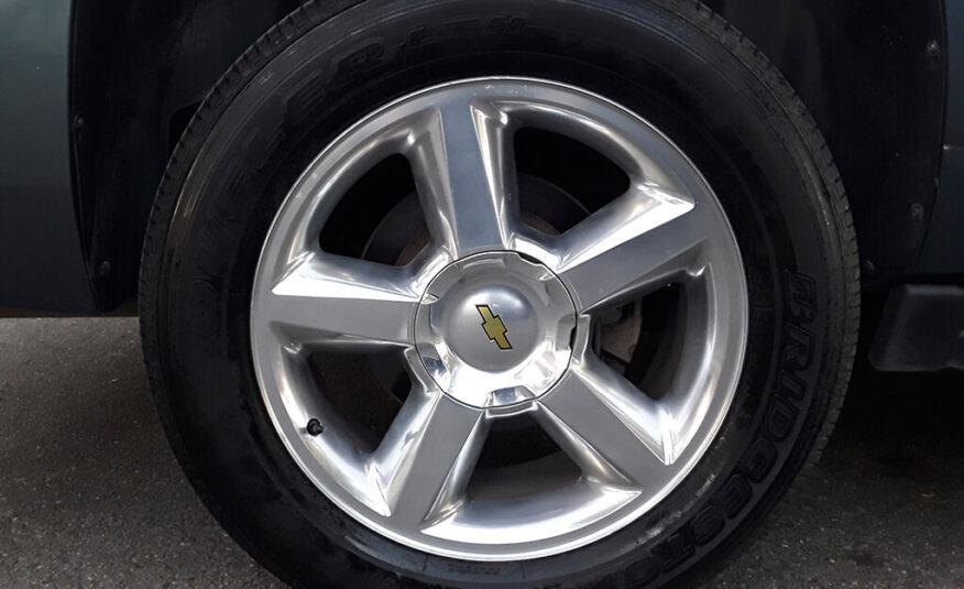 Chevrolet Suburban 1500 LT Texas Edition 2010